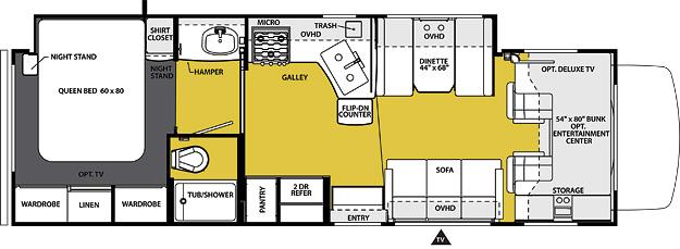 3050S Floorplan